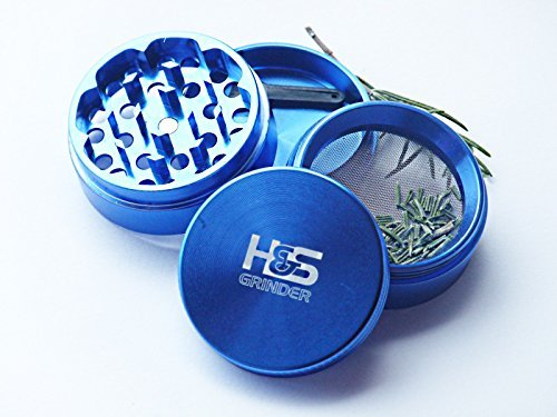 Herb Grinder with Po…