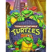 Teenage Mutant Ninja Turtles Coloring Book: For Kids Ages 4-8, 9-12, (8.5x11)