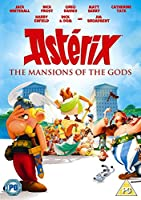 Asterix - The Mansions of the Gods