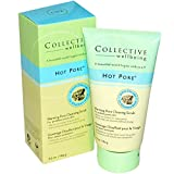 Best Life Flo Health, Collective Wellbeing, Hot Pore, Warming Pore Cleansing Scrub, 6.5 oz (184 g), Sundesa, Classic Blender Bottle with Loop, Red, 28 oz Bottle