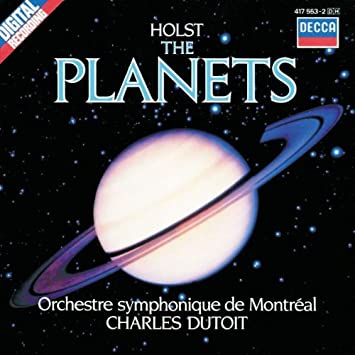 Image result for holst the planets charles dutoit amazon