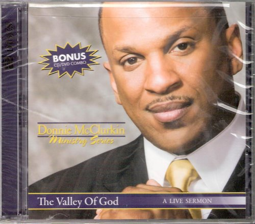 The Valley Of God A Live Sermon (+Bonus DVD)