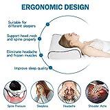 Power of Nature Memory Foam Pillow, Orthopedic