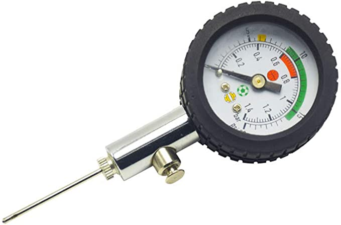 Barómetro Profesional Acero inoxidable Reloj aire Fútbol alta ...