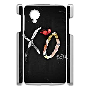 Fashionable Case The Weeknd XO for Google Nexus 5 WASXE8474788