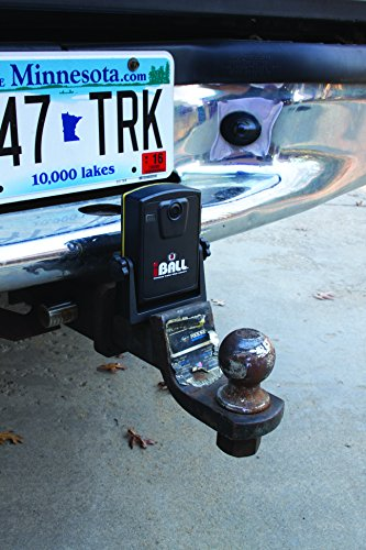 iBall 5.8GHz Wireless Magnetic Trailer Hitch Car Truck Rear View Camera LCD Monitor by IBALL (Image #5)