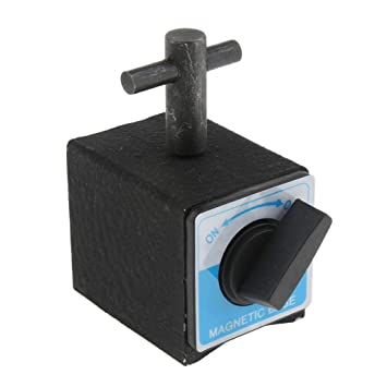 Magnetic Metal Base Holder Stand Dial Test Indicator Tool 220lb Force