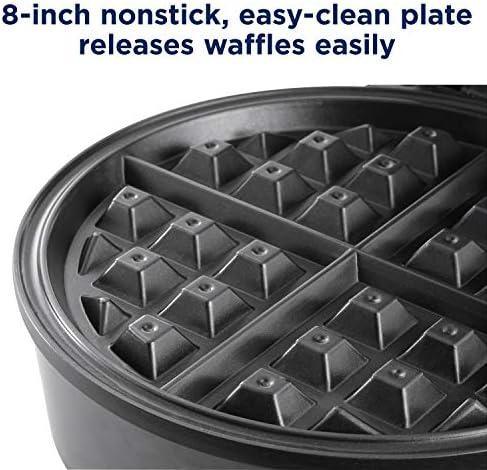Oster Belgian Waffle Maker, Stainless Steel (CKSTWF2000) 51w0Z7F9YpL
