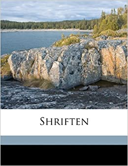 Shriften Volume 1-4