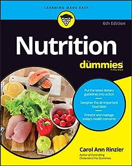 Nutrition Dummies Carol Ann Rinzler ebook product image