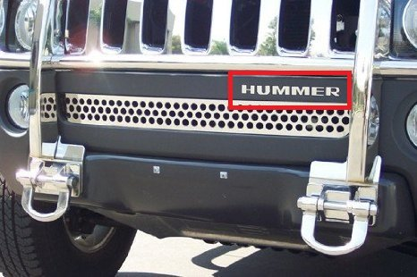 hummer-h3-front-bumper-chrome-letters-insert