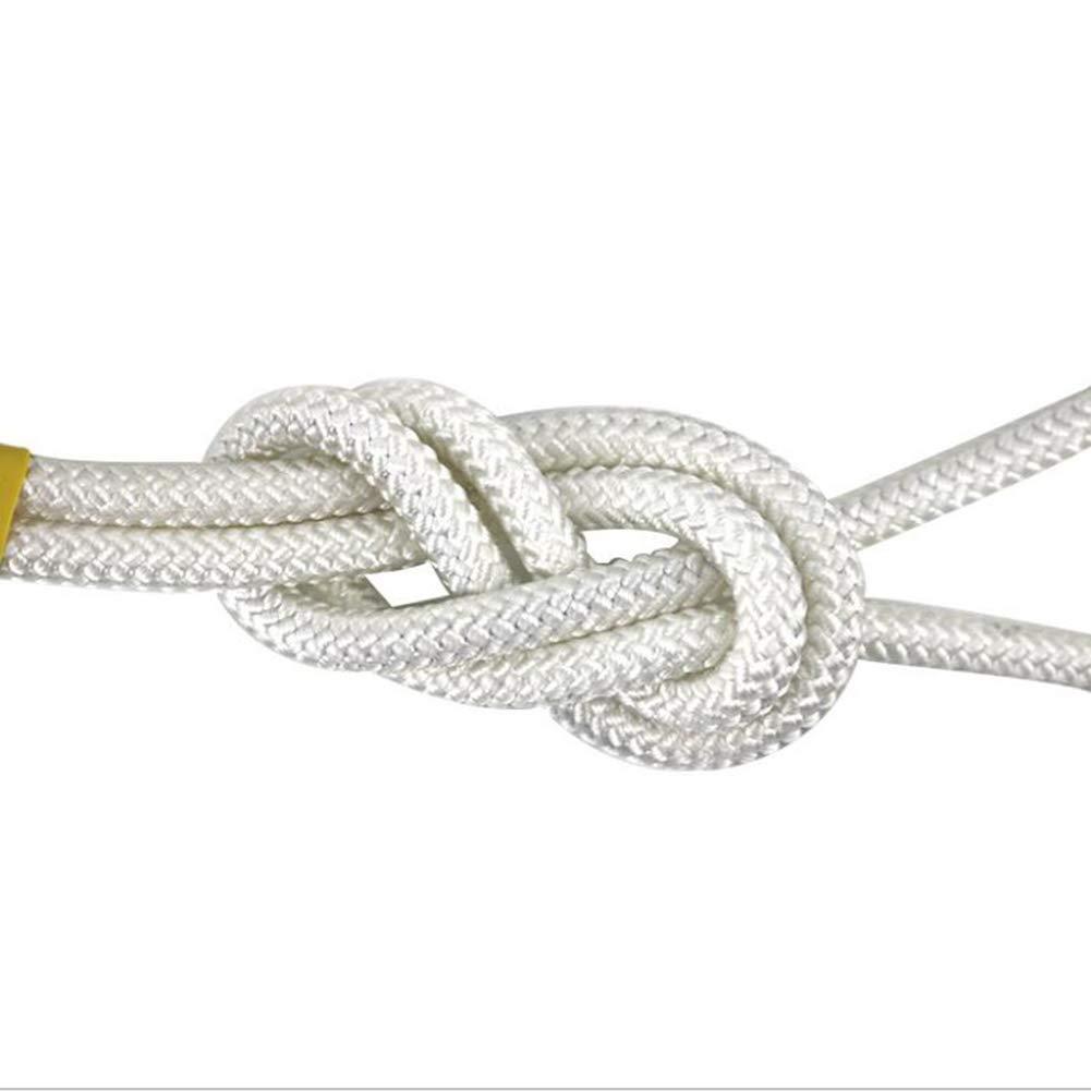 GYHHM Kletterseil, 8 mm, Heimfeuerfeuer-Seil, 20 m     25 m   50 m, multifunktionales Seil, für Wandern, Höhlenforschung, Camping, Rettung und Ingenieurschutz B07PLRDM22 Bergseile Allgemeines Produkt c9a10b