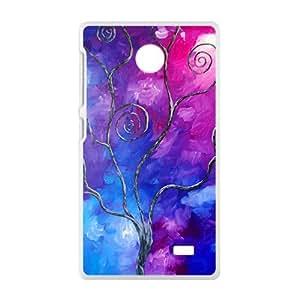 Abstract Art Tree Phone Case for Nokia Lumia X