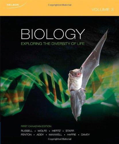 Biology: Exploring The Diversity Of Life, Volume 3