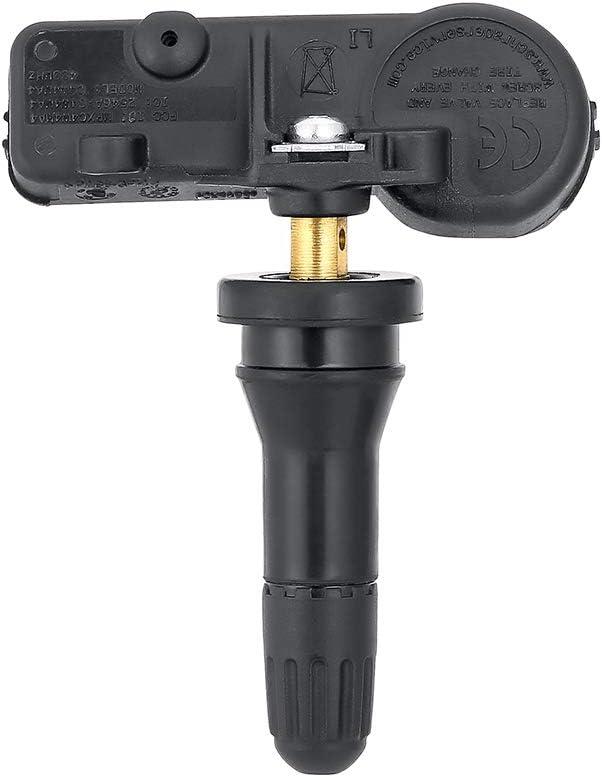 PSOIHGTFS 4 St/ück TPMS Reifendruck-Monitor-Systeme 56029398AB 433MHZ TPMS Reifendrucksensor fit f/ür Chrysler F/ür FIAT F/ür Dodge