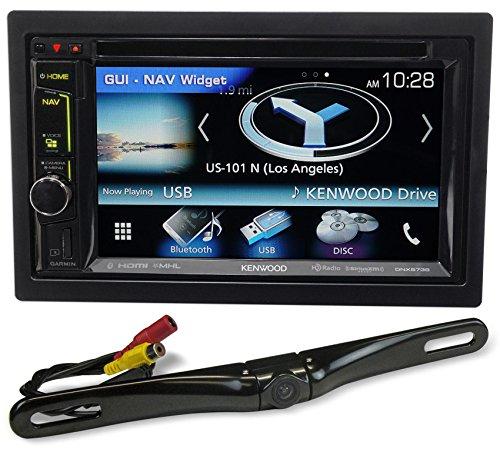 "Kenwood DNX573S 6.2"" Car Navigation GPS DVD Bluetooth Player"