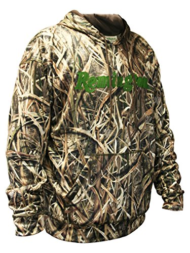 Remington Performance Hoodie (Mossy Oak Shadow Grass Blades, Large)