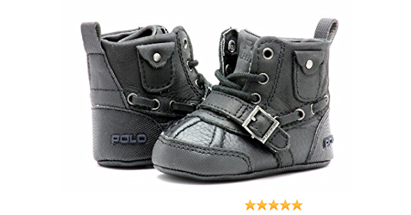 Polo Ralph Lauren Boots Hamlin Infant