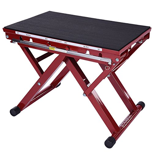 Stamina | X Adjustable Height Plyo Box (Best Exercise For Height)