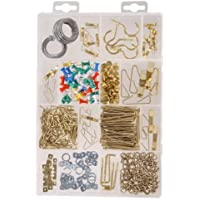 The Hillman Group 591537 Large Picture Hanger Assortment, 470-Pack by The Hillman Group
