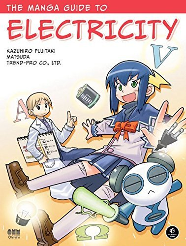 manga guide to electricity - 2