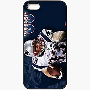 Personalized For SamSung Galaxy S4 Case Cover Skin 769 new england patriots Black