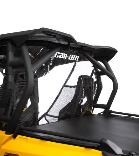 New OEM 2014 Can Am Commander Maverick Soft Rear Window 715002005 Can-Am