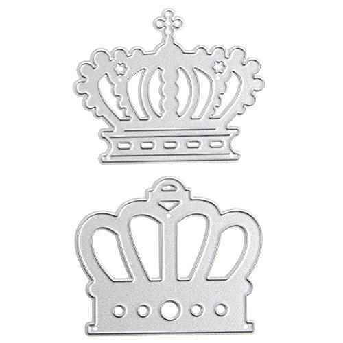 Crown Die Cuts - 2