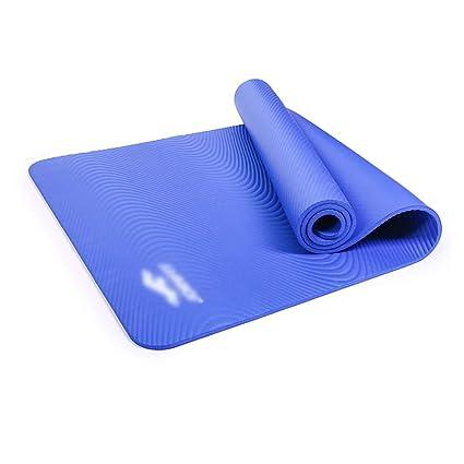 Amazon.com : XF Yoga Mats Yoga Mat - Non-Slip Thickening and ...