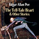 Edgar Allan Poe's The Tell-Tale Heart and Other Stories Hörbuch von Edgar Allan Poe Gesprochen von: Earl Hammond