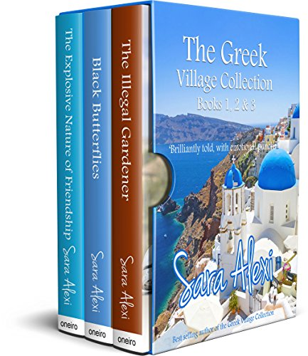 The Greek Village Series.: Books One, Two and Three. (The Greek Village (One Village)