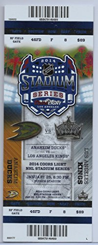 ACE/NORTH HILLS 2014 NHL Stadium Series Anaheim Ducks vs ...