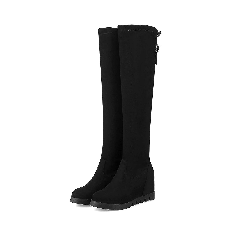 Stiefel-DEDE Stiefel  Europäische und amerikanische Damen-KniestiefelEuropäische und amerikanische Stiefel mit hohem Absatz
