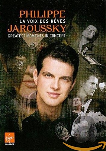 DVD : Philippe Jaroussky - Greatest Moments In Concert (DVD)