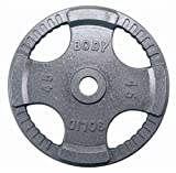Body Solid 45 lb Steel Grip Olympic Plate