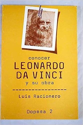 conocer leonardo da vinci y su obra coleccion conocer 20 spanish edition