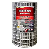 YARDGARD 309222A 24 inch by 100 Foot 14 Gauge 1 inch by 2 inch mesh Galvanized Welded Wire