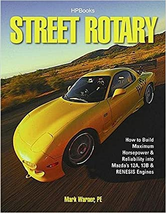Durable Service Street Rotary HP How To Build Maximum - Brown mazda service