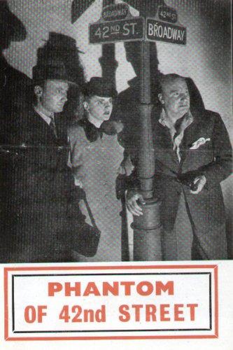 The Phantom Of 42Nd Street (Martin Phantom)