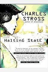 Halting State Kindle Edition