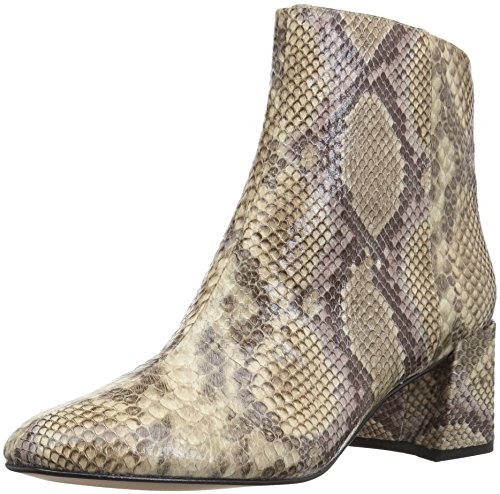 Chinese Laundry Women's DARIA Ankle Boot, Yellow Multi Snake, 7.5 M ()