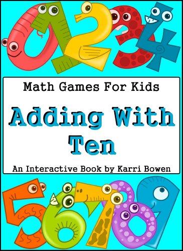 Interactive elementary math games