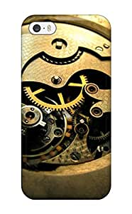New Snap-on MichaelTH Skin Case Cover Compatible With Iphone 5/5s- Steampunk