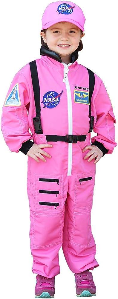 Aeromax, Inc. Personalized NASA Flight Suit