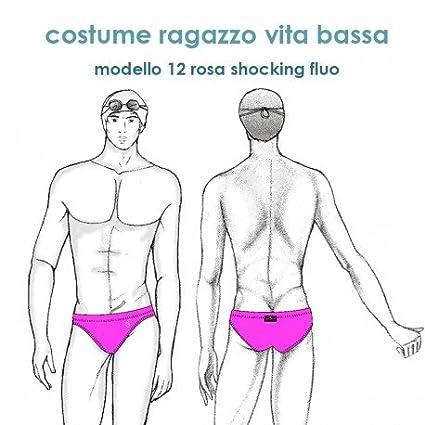 Altol/à Competition Swimsuit Costume Ragazzo Giovane Vita Bassa 12