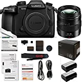 Panasonic Lumix DC-GH5 Mirrorless Micro Four Thirds Digital Camera + Panasonic interchangeable lens LUMIX G X VARIO 12-35mm / F2.8 II ASPH. / POWER O.I.S. [Micro Four Thirds - Expo Accessories Bundle