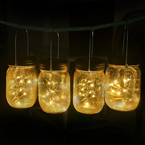 Sun Jar Led Light - 9
