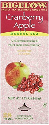 Bigelow Cranberry Apple - 5