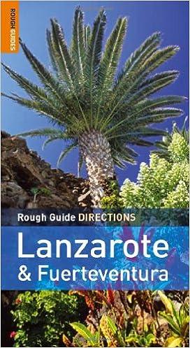 Rough Guide DIRECTIONS Lanzarote Fuerteventura Amazoncouk Emma