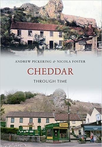 Book Cheddar Through Time